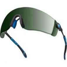 "DELTAPLUS polycarbonate glasses  ""LIPARI DIN5"" (welder lens version)"