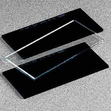 Clear spare welding glass (60х110)