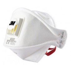 3M respirators ar vārstu FFP3 9332