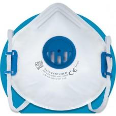 OXYLINE respirator with exhaust valve  FFP1