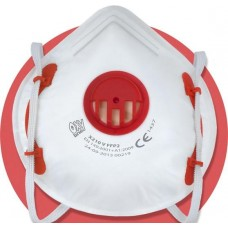 OXYLINE respirators ar vārstu FFP2