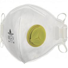 Respirators FFP2 ar vārstu (komplekts=10gab.)
