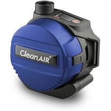 CleanAIR Basic komplekts (P R SL filtrs, lādētājs, akumulators) ar jostu un plūsmas indikatoru