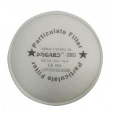 POLYGARD daļiņu filtrs P3