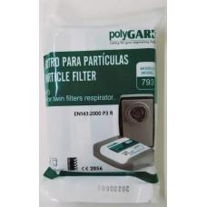POLYGARD фильт от пыли P3R