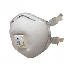 3M respirators ar vārstu metināšanas darbiem FFP2 9925