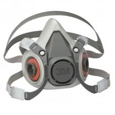3M half face mask 6000