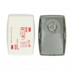 3M putekļu filts P3 6035