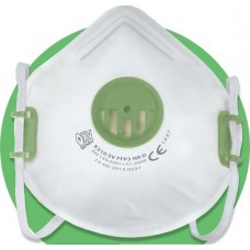 OXYLINE respirators ar vārstu FFP3