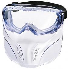 Safety set (goggles+visor)