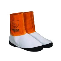 Leather gaiters RHINO