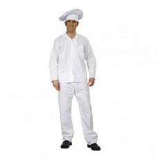 Поварской костюм (куртка+брюки)