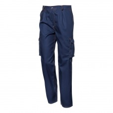 Antistatic, flame retardant trousers POLYTECH