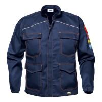Antistatic, flame retardant jacket  POLYTECH