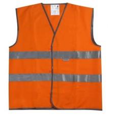 High Visibility Vest ORANGE
