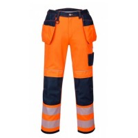 High visibility trousers LIBERTY ORANGE
