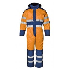 High Visibility Winter Coverall