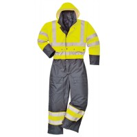 "High visibility winter coverall  ""ROVANIEMI"""
