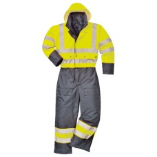 High visibility winter coverall  ROVANIEMI