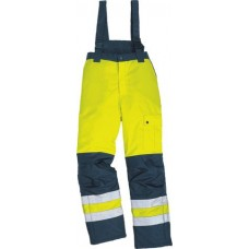 "DELTAPLUS high visibility winter trousers ""FARGO"""