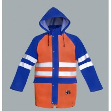 PROS waterproof high visibility jacket 400R