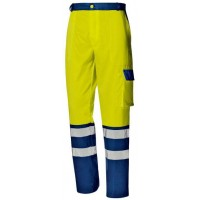MISTRAL high visibility trousers