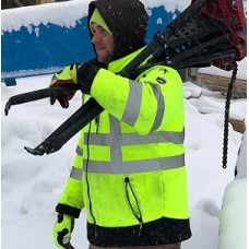 High Visibility Winter Workwear