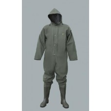PROS waterproof overall 104/K with PVC boots