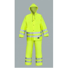 PROS waterproof high visibility suit 1101/1001