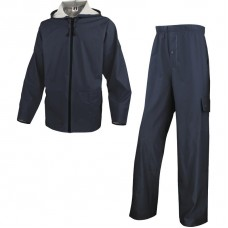 DELTAPLUS Rain Suit PU (jacket+trousers)