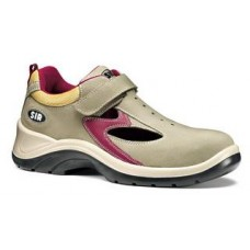 Zamšādas sandales MERCURY S1P