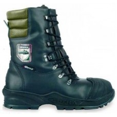 COFRA boots with chainsaw cut protection POWER S3 WR HRO SRC
