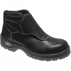 DELTAPLUS Ankle High Shoes for Welders COBRA S3 SRC