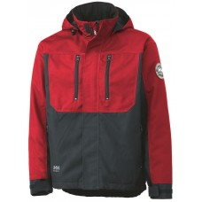 HELLY HANSEN ziemas jaka BERG RED