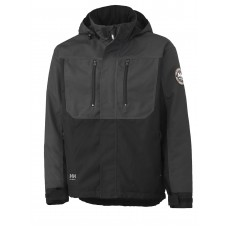 HELLY HANSEN Winter Jacket BERG GREY
