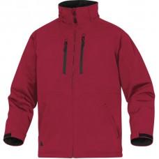 DELTAPLUS зимняя куртка MILTON RED