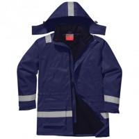Огнеупорная антистатическая зимняя куртка