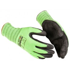 GUIDE latex coated gloves