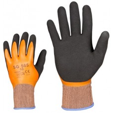 Working Glove with Nitrile and Latex