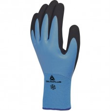 DELTAPLUS winter knitted acrylic/polyamide gloves