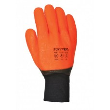"Weatherproof gloves ""POLAR"" with elasticated cuffs"
