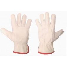 Leather Gloves BISONTE