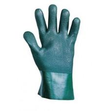 Химостойкие перчатки ПВХ OKINAWA (27см)