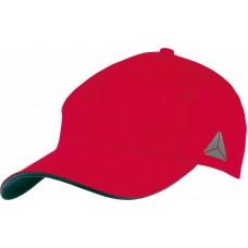 DELTAPLUS кепка VERONA RED