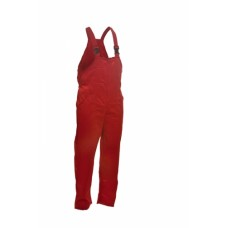 Working Dungarees FINLEJSON RED