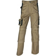 DELTAPLUS working trousers MACH SPRING 3 in 1