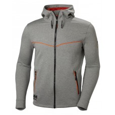 HELLY HANSEN CHELSEA EVOLUTION HOOD кофта GREY