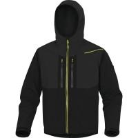DELTAPLUS Softshell Jacket HORTEN2 YELLOW