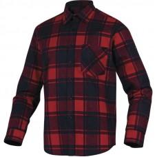 DELTAPLUS фланелевая рубашка  RUBY