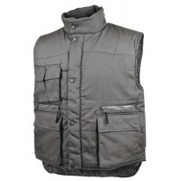 "DELTAPLUS working winter vest  ""SIERRA"""
